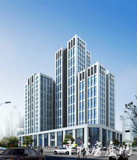 城市中央soho:铂金广场楼盘评测