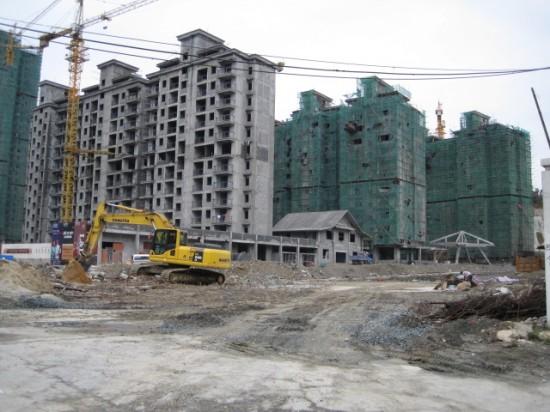 明想·凤凰香郡项目工程进度